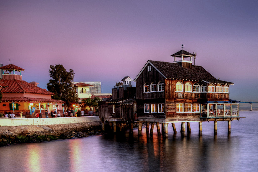 Seaport Village Kerstenbeck Photographic Art